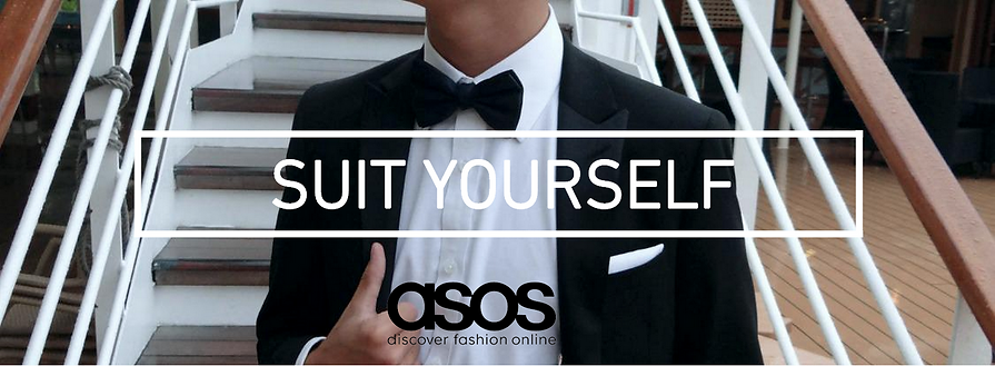UK male lifestyle and apparently FASHION blogger Jack Edwards presents his occasionwear tux / suit lookbook with ASOS