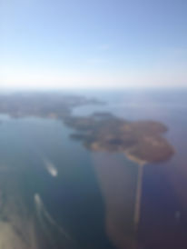 The Jack Experience, Jack Edwards, Summer, Holiday, Croatia, Pula, Istria, View, Plane, Window, Peninsula,