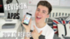 UK male lifestyle and student blogger / vlogger Jack Edwards presents his top revision apps for A Levels and GCSEs. How to revise. Youtube video series.
