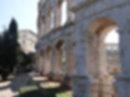 The Jack Experience, Jack Edwards, Summer, Holiday, Croatia, Pula, Istria, Amphitheater, Ruins, Roman, City
