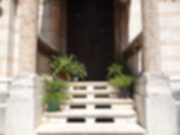 The Jack Experience, Jack Edwards, Summer, Holiday, Croatia, Pula, Istria, Church, Plants, Tumblr, Steps, Door, Pillar, City