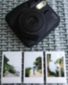 The Jack Experience, Jack Edwards, Summer, Holiday, Croatia, Pula, Istria, Polaroid, Bike, Ride, Sea, Camera