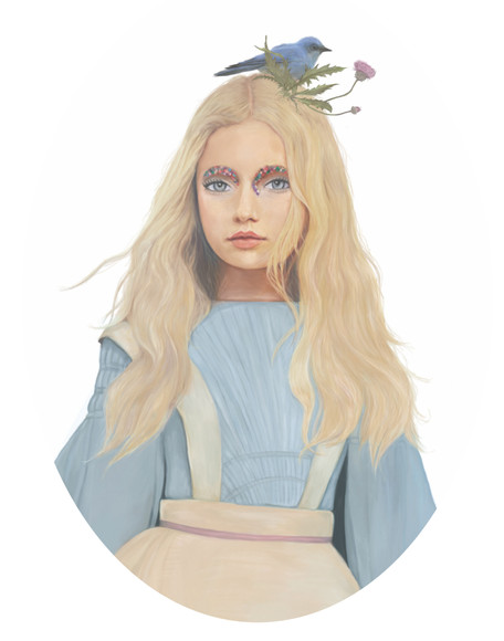 Alice (Close Up)