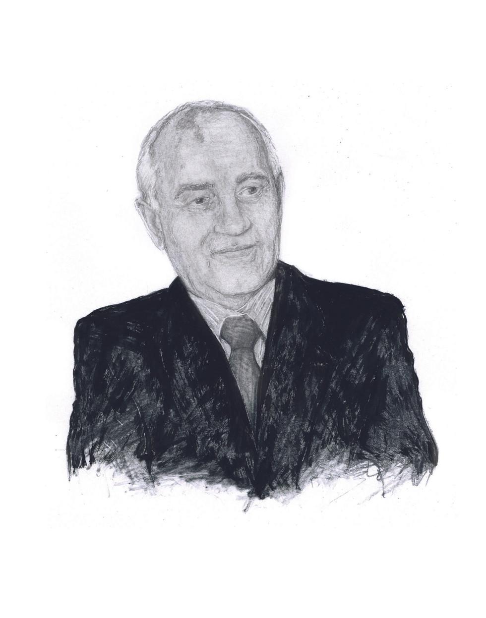 President Mikhail Gorbachev