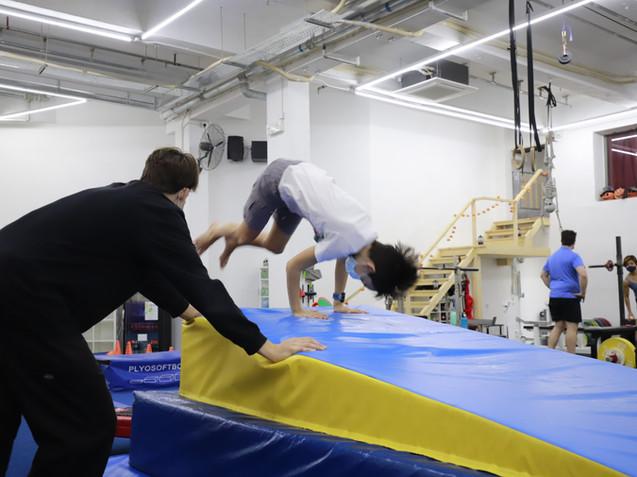 Gymnastics Level 2