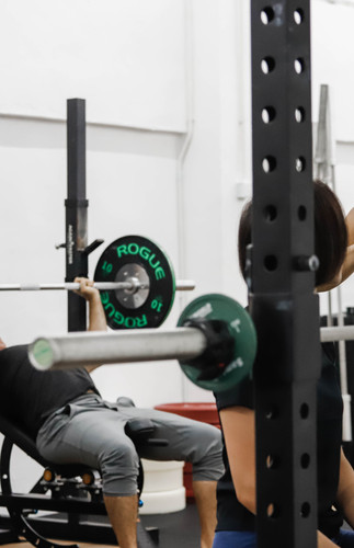 Powerlifting Class in Kennedy town Hong Kong