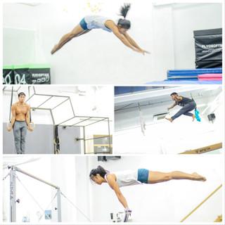 4 Week Adult Gymnastics Course