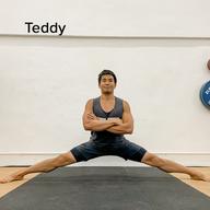 view profile  Trybe Co-Founder + Ninja Cirque, Strength, Flight, Mobility Coach