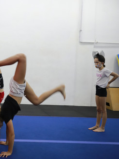 Gymnastics Mixed Level