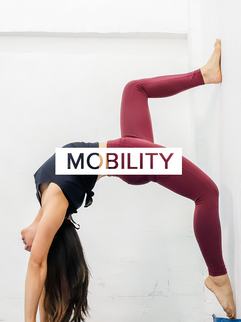 Stiff & sore? Find all our flexibility & mobility classes here, and stretch your way into better movement! Click to see Mobility classes & schedules.