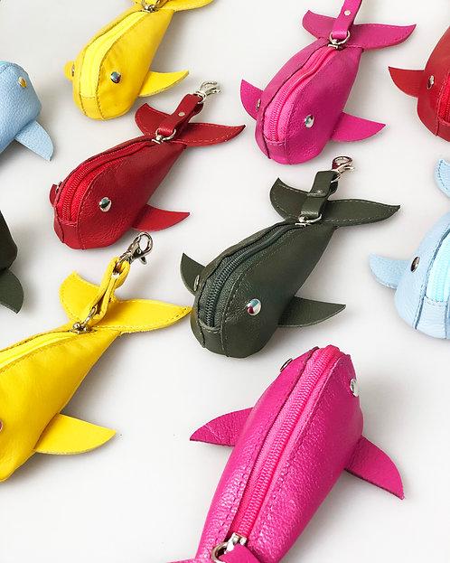 Mini Necessaire Baleia