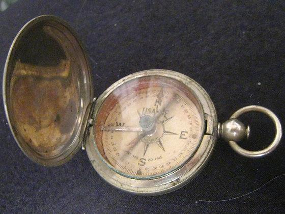 US MILITARY Compass WORLD WAR I Engineer 1917