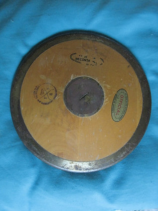 Official Olympics DISCUS Wood Disc MADE IN SWEDEN
