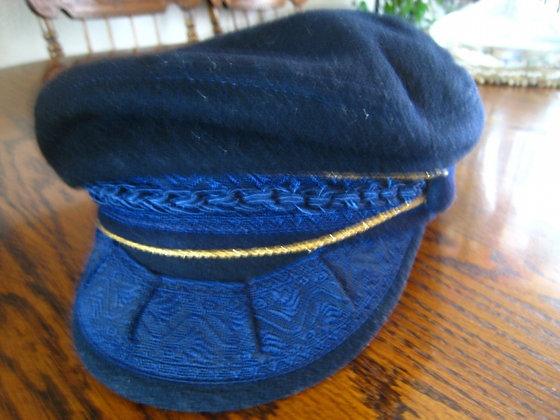 Vintage GREEK FISHERMAN'S CAP -Wool -NEW YORK & Co