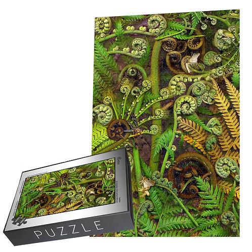 Treefern puzzle