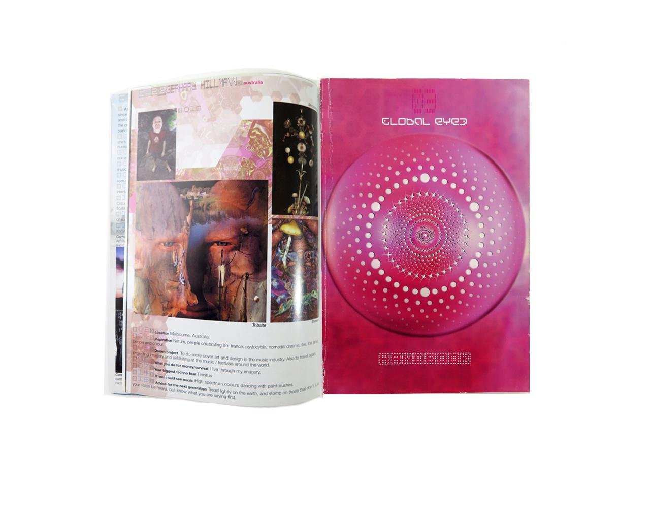 Global eyes publication, melbourne