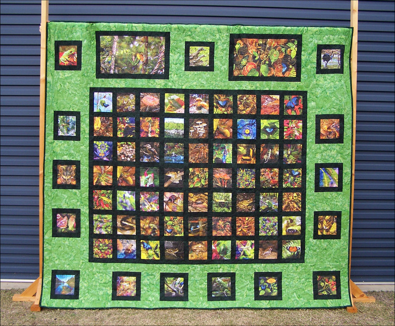 Quilt by Irene Story