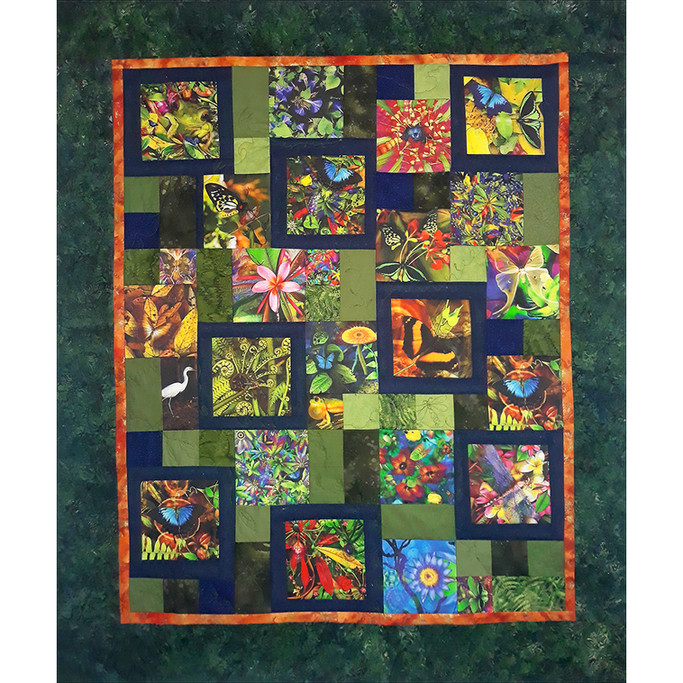 Quilt by Silvia Stephens