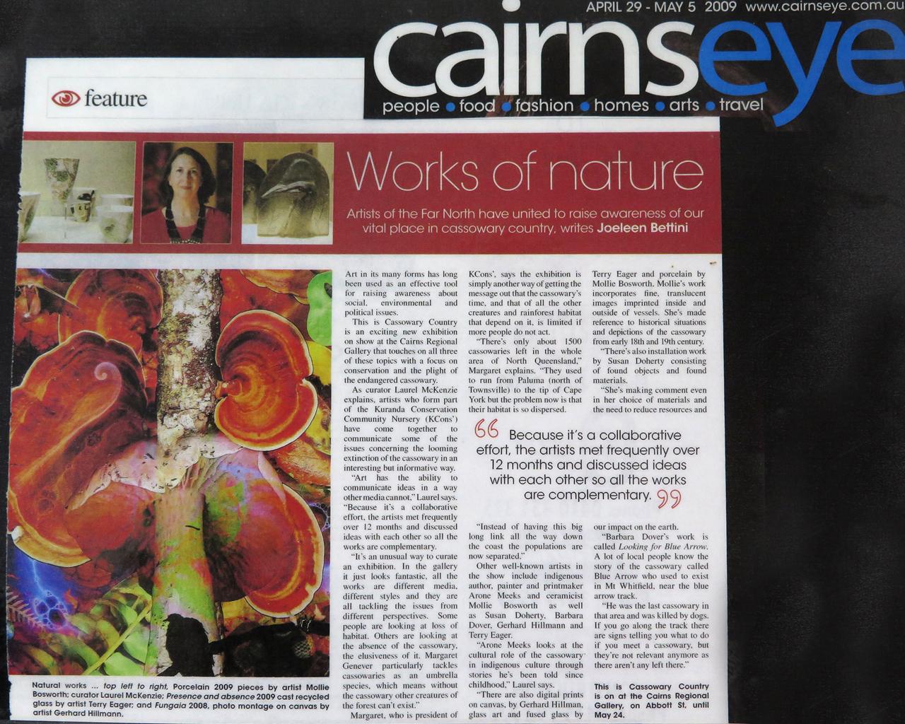Cairns eye magazine