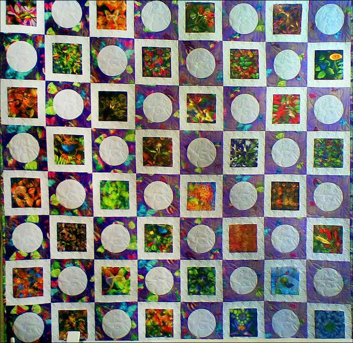 Quilt by Bernadette Robertson