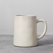Hearth & Hand Stoneware Mug in White