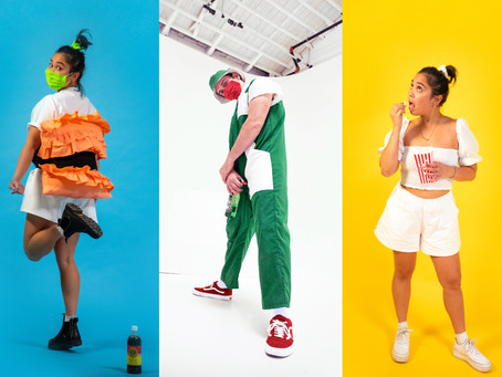 Halloween Costume Look Book: Food and Beverage-Inspired