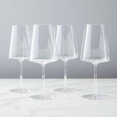 West Elm Red Wine Glasses