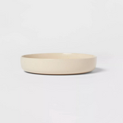 Project 62 Stoneware Tilley Dinner Bowl White