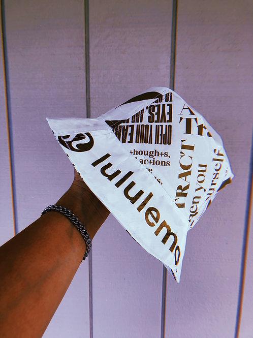 custom listing | lululemon bucket hat for lauren