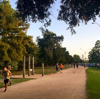 Rice Military + Memorial Park