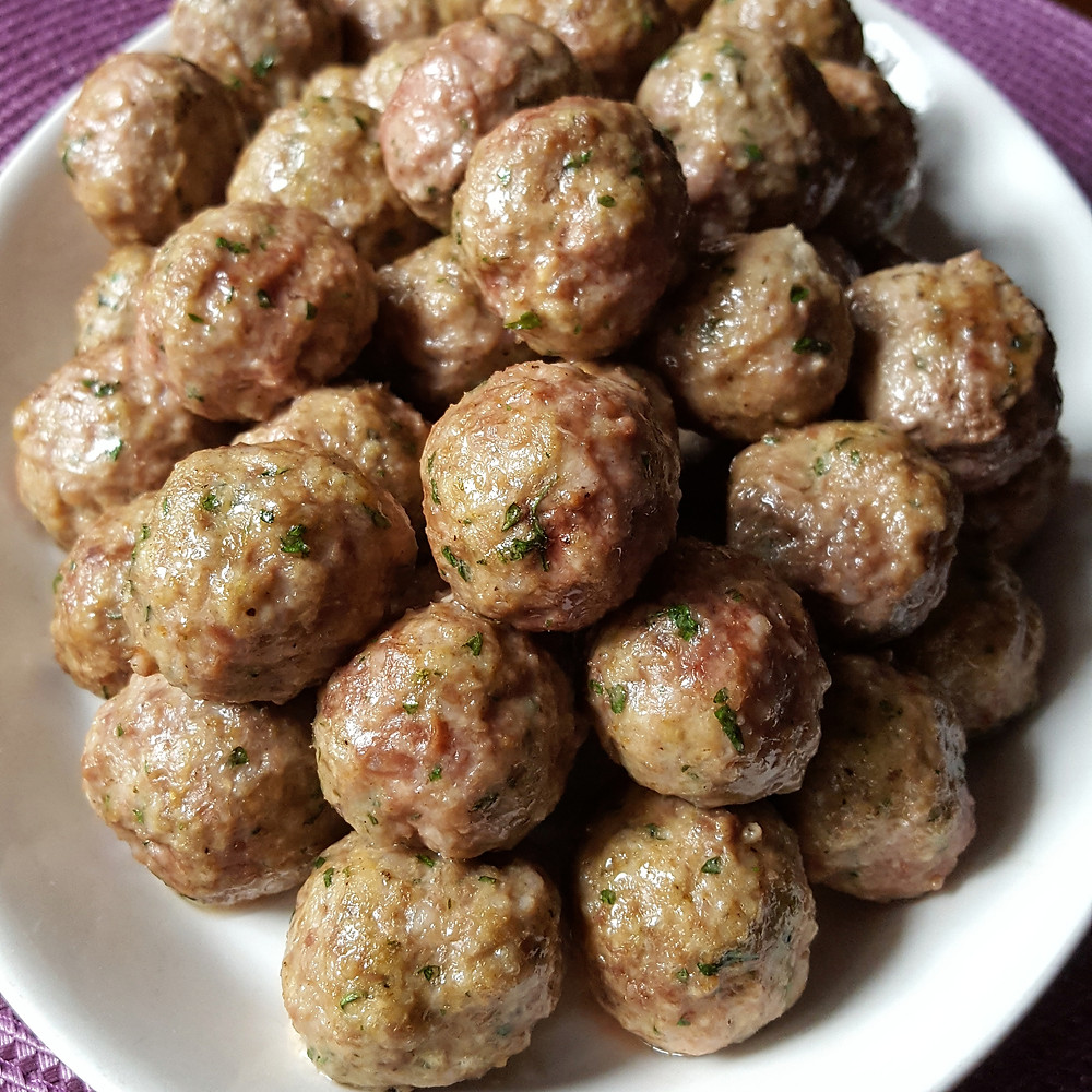 Best Low Carb Meatballs