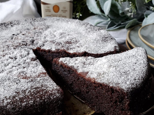 Chocolate Olive Oil Cake | Keto | Low Carb | Gluten-Free