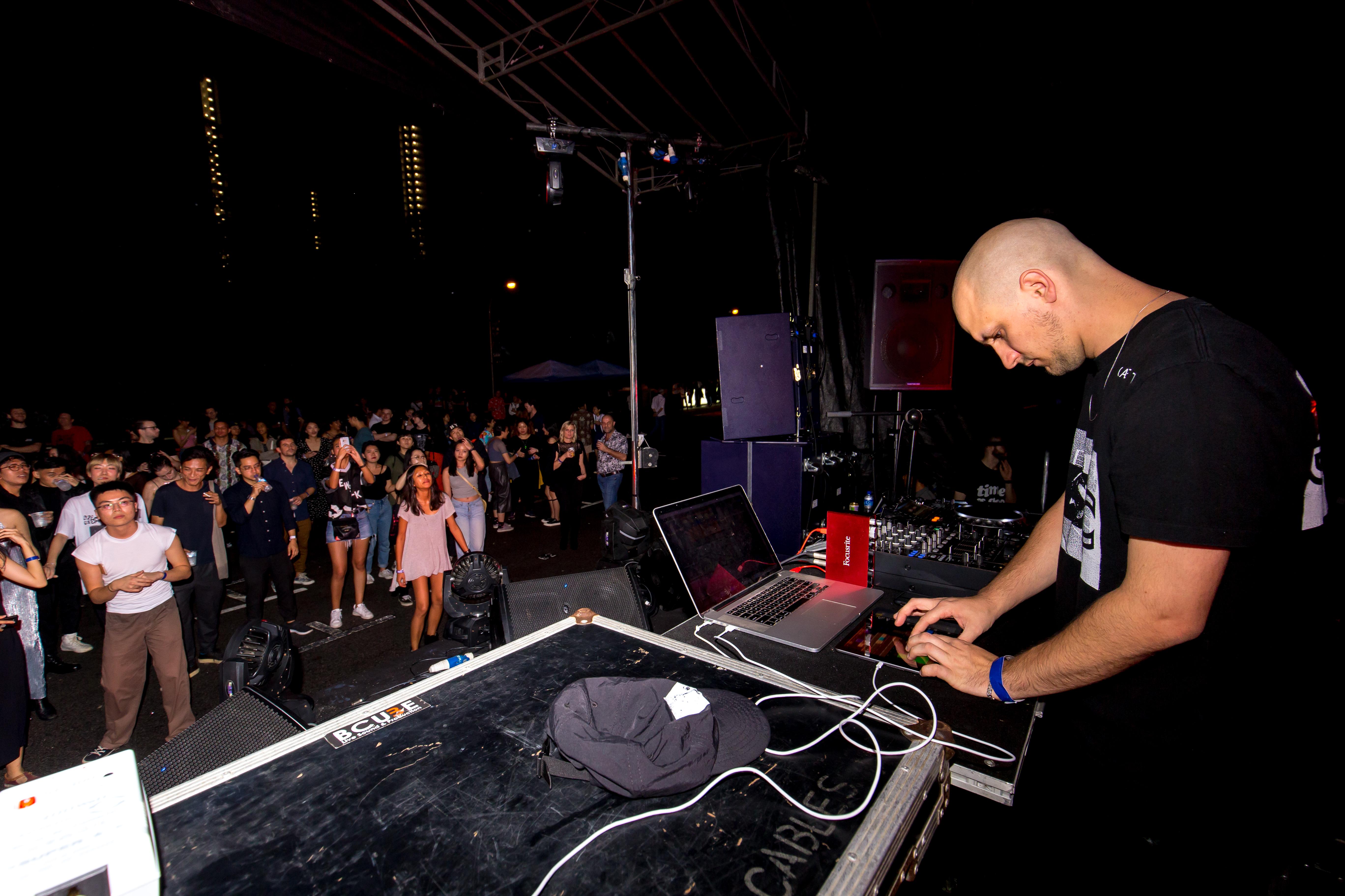 Singapore music photographer video