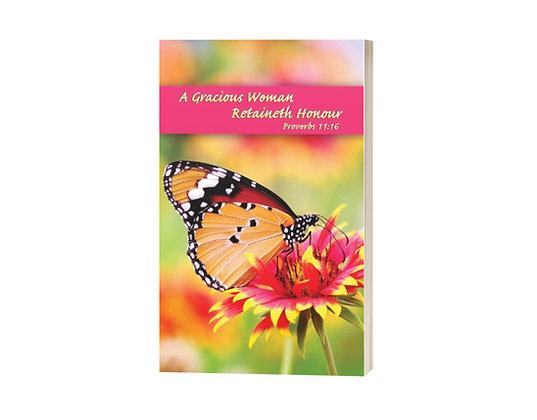 A Gracious Woman Sermon Notes Journal