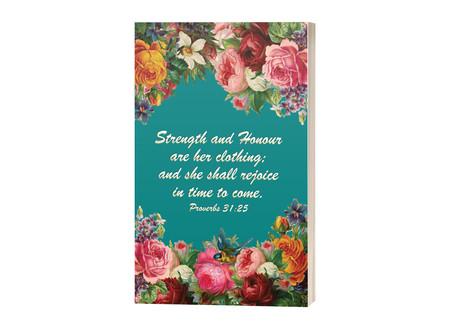 New Floral Design - Sermon Notes