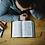 Thumbnail: Bible Sermon Notes Journal