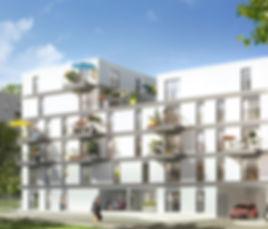 Crescendo Immobilier Real Estate promotion immobilière concours pyramides d'Or 2018 Sevran Freinville Westinghouse quartier échange rencontre nouveau