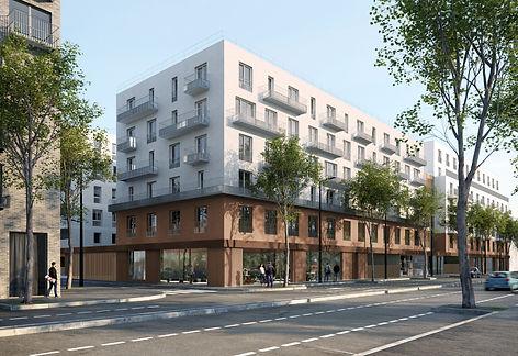 Crescendo immbobilier france Paris promoteur construction France à vendre résidence Sevran Westing Garden à saisir nouveauté achat bien immobilier neuf