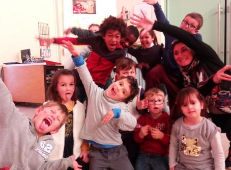 Club d'enfants du 18 janvier 2020