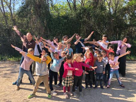Club d'enfants Jour de Bois 13 avril 2019