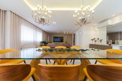 Sala de Jantar e Estar/TV