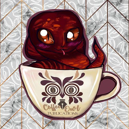 Vallen Chibi Sticker