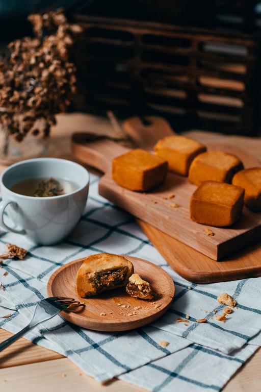 Taiwan - Pineapple cake
