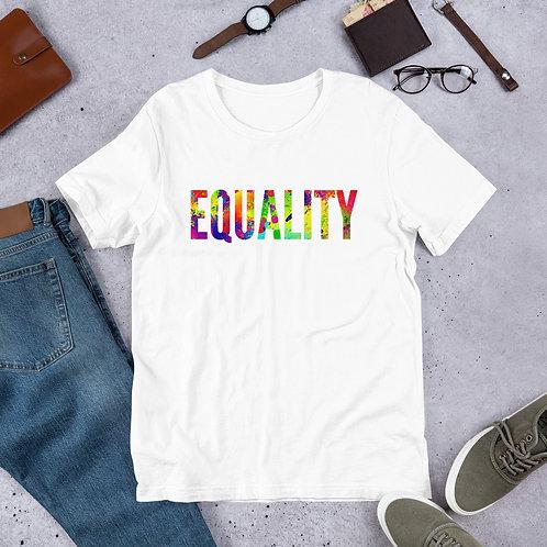 """""""Equality"""" Short-Sleeve Unisex T-Shirt"""