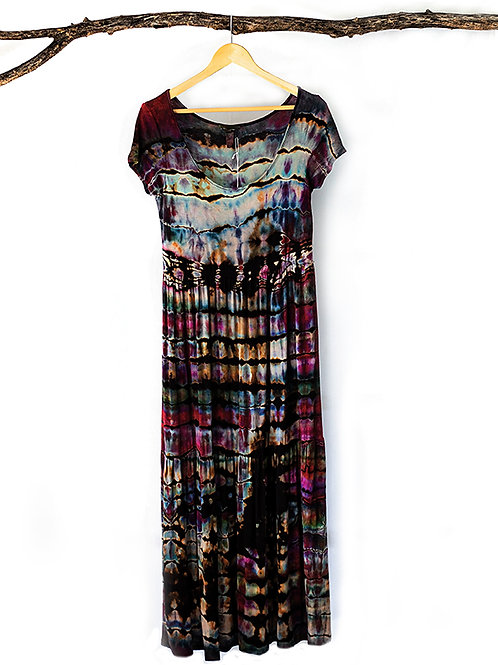 """""""Bourbon St. After Dark'  Maxi Dress (M)"""
