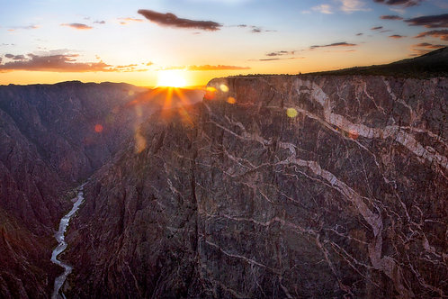 """""""Unforgettable""""- Mary Bailey Black Canyon of the Gunnison National Park"""