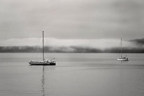 """Sea Smoke"" - Mary Bailey Seattle Washington"
