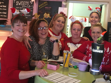 The Ridge Rooms hosts it's FREE Christmas party for the second year running