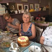 Celebrating a birthday at The Ridge Rooms