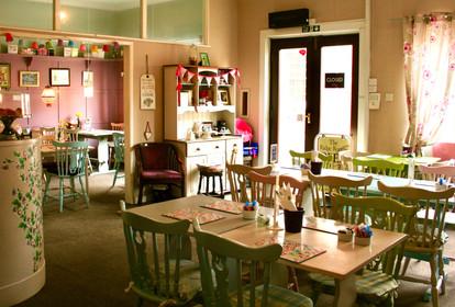 The Ridge Rooms Restaurant